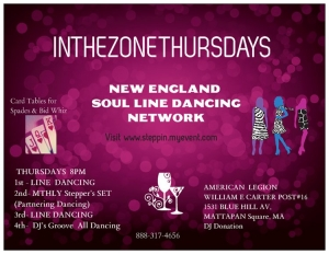 WE'RE IN THE ZONE...EVERY THURSDAY WITH EXPRESSIONS ENTERTAINMENT